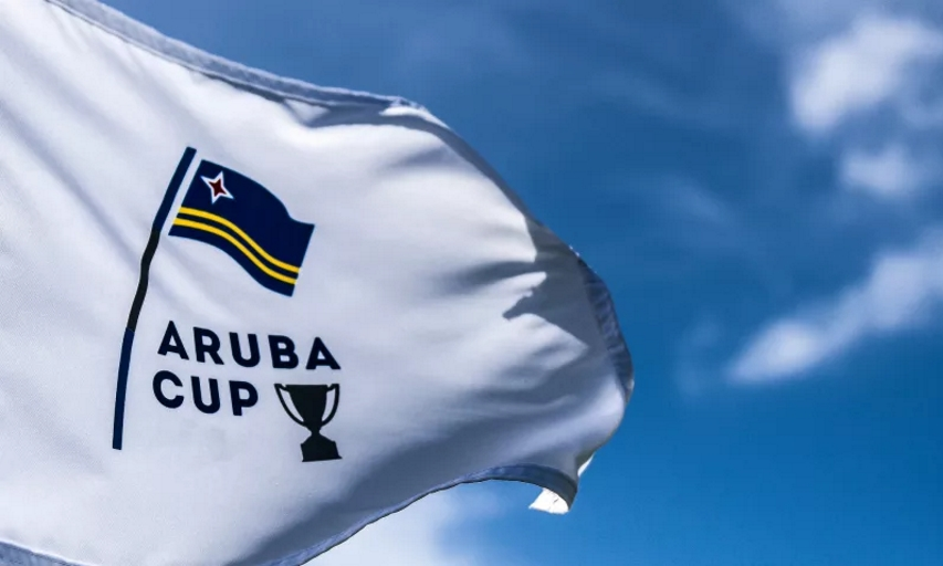 Aruba Cup Flag
