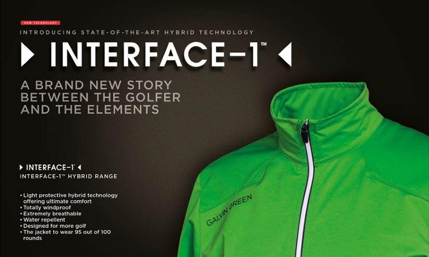 Galvin Green Interface-1 Hybrid Jacket