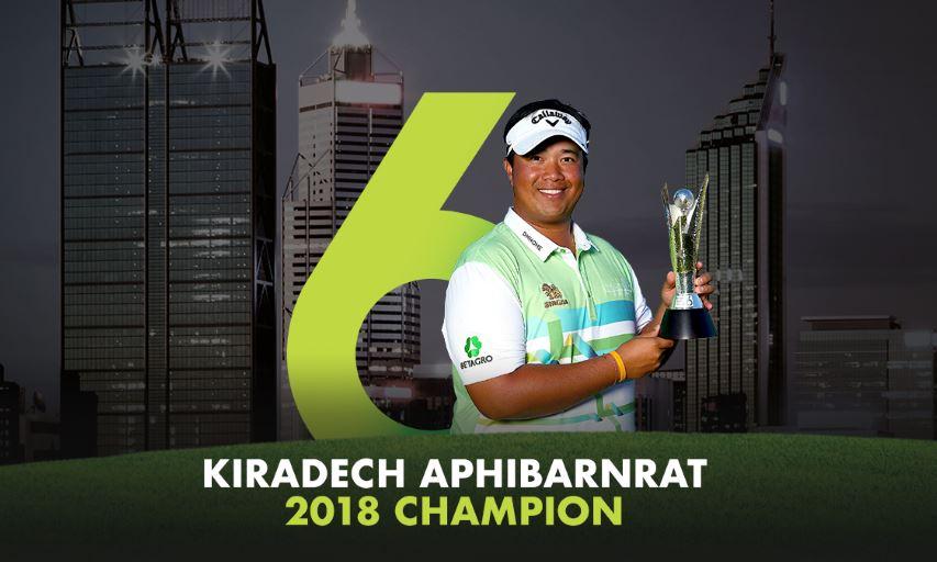 Kiradech Aphibarnrat