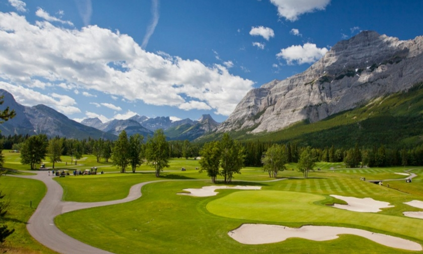 Kananaskis Country Golf Course