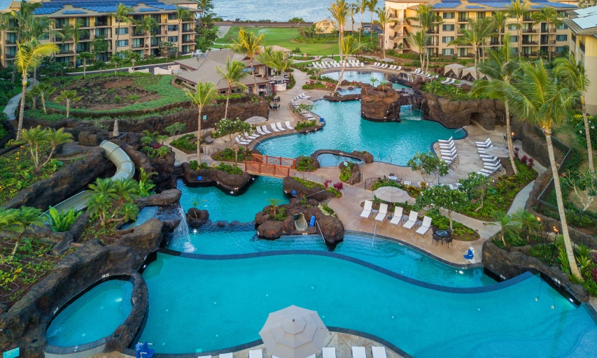 Koloa Landing Swimming Pools