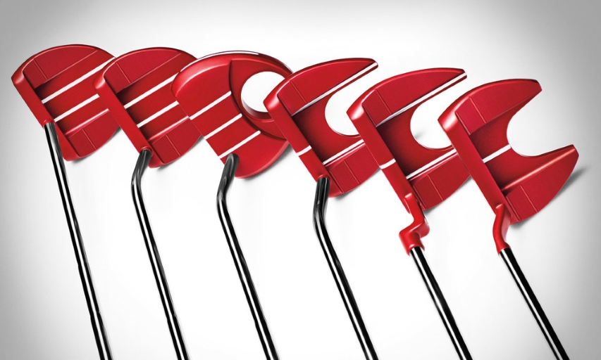 TaylorMade Golf TP Red Putter Collection