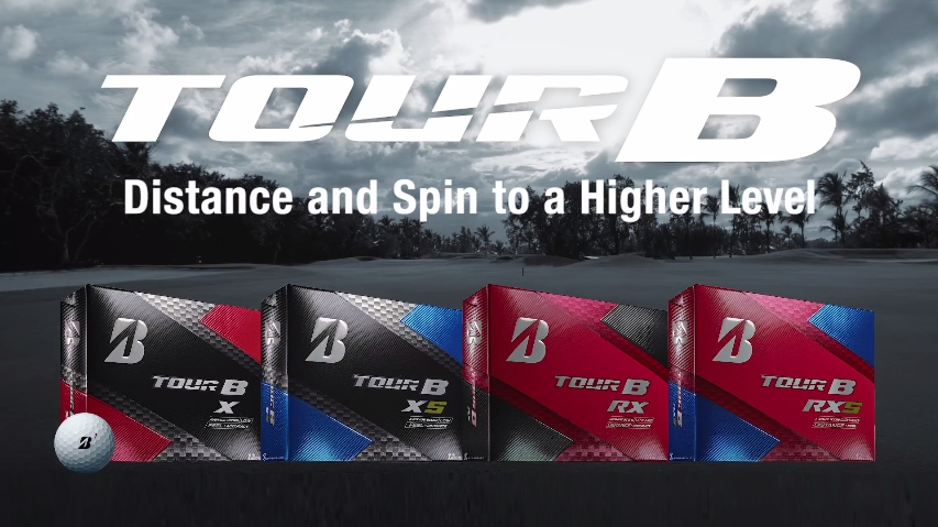 Bridgestone Golf TOUR B Golf Balls