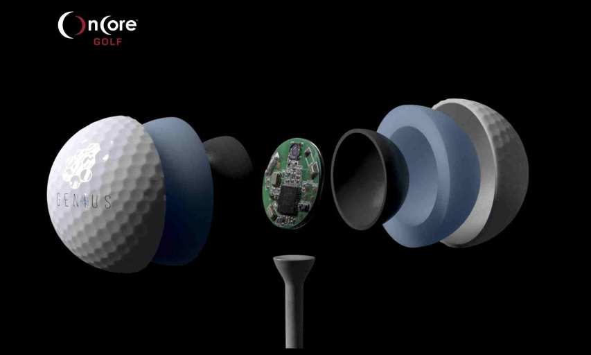 OnCore Golf Genius Ball
