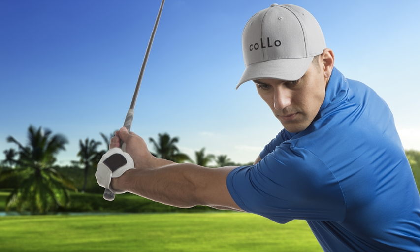 coLLo Apparel Men's Golf Shirt