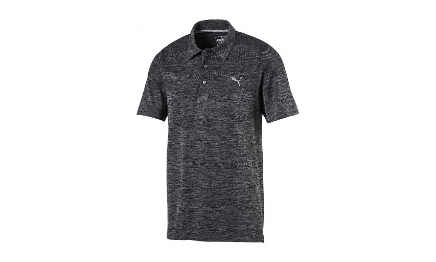 Puma Golf EVOKNIT Seamless Golf Polo