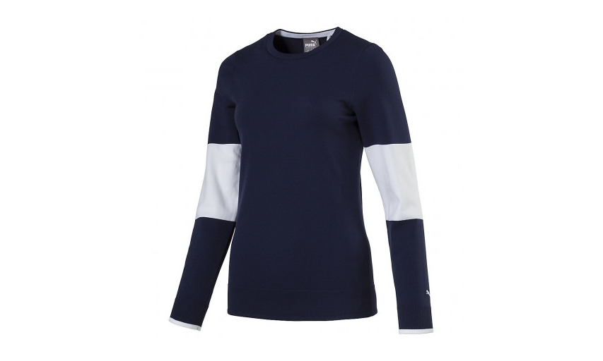 Puma Golf Women's EVOKNIT Golf Sweater