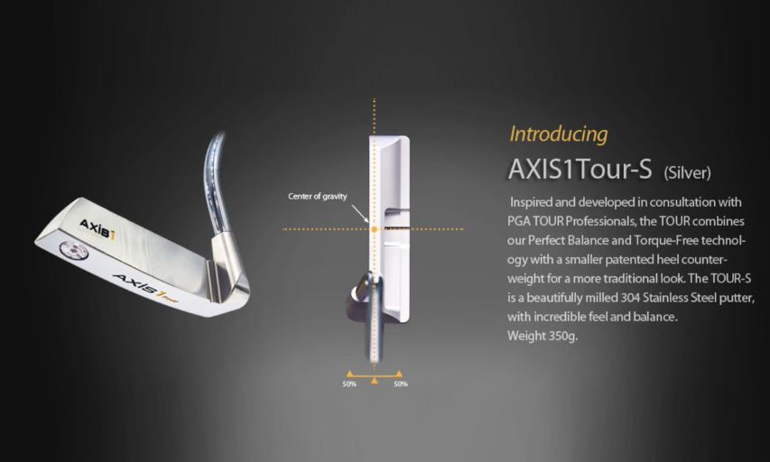 Axis1 Tour-S Putter