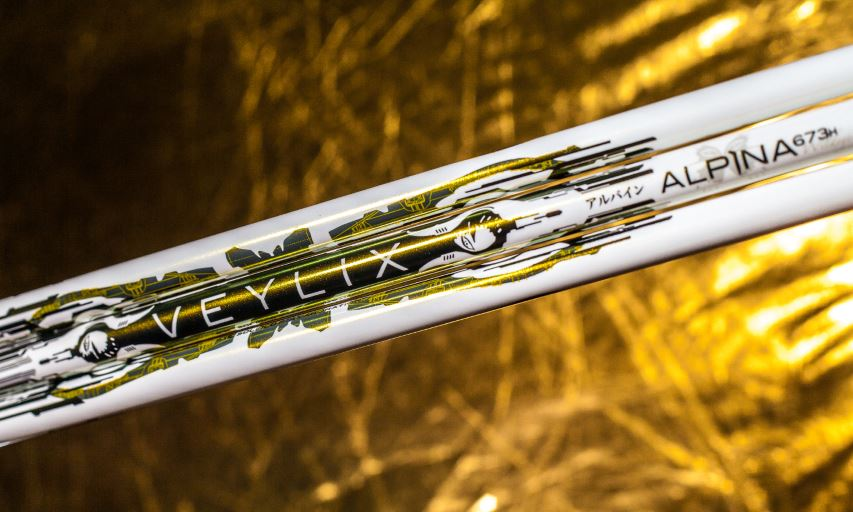 Veylix Alpina 673 Wildeye Hybrid Shafts