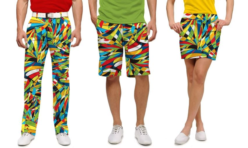 Loudmouth Golf Toucan StretchTech