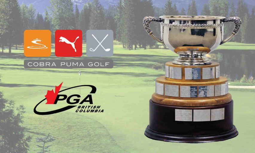 PGA of BC Partners With COBRA PUMA Golf Canada