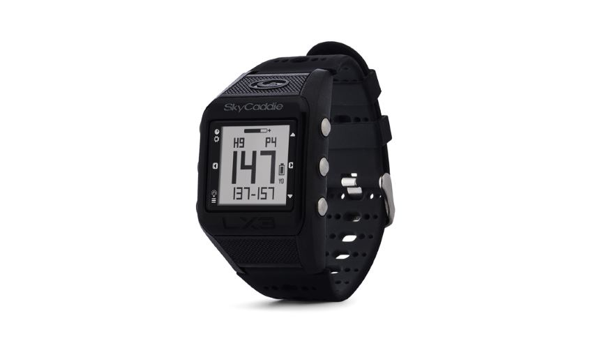 SkyGolf® Introduces The SkyCaddie® LX3, Golf's Most Accurate