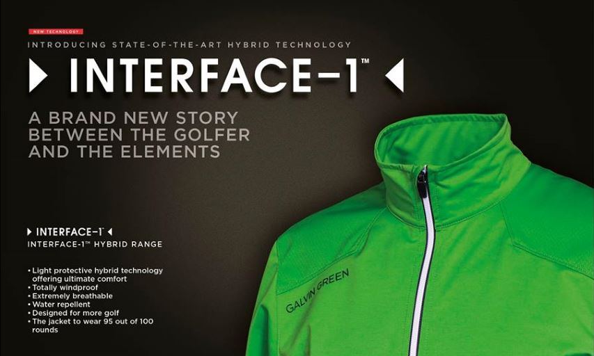 Galvin Green Interface-1 Hybrid Jacket