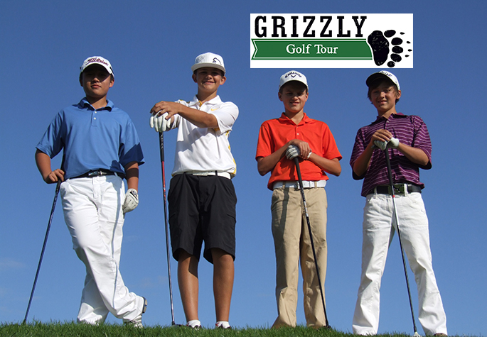 Grizzly Golf Tour