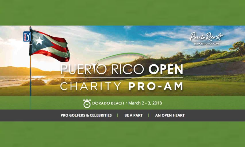 Puerto Rico Open Charity PRO-AM