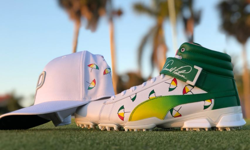 03ecf53b9ad4 Puma Golf Partners With Arnie s Army Foundation