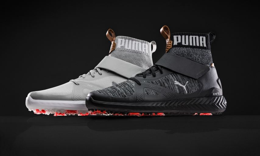 Puma Golf PwrAdapt Hi-Tops