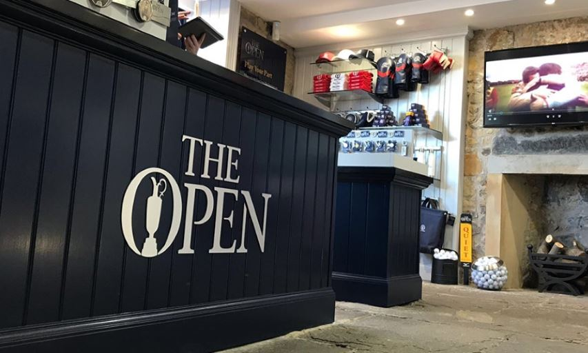 The Open Shop
