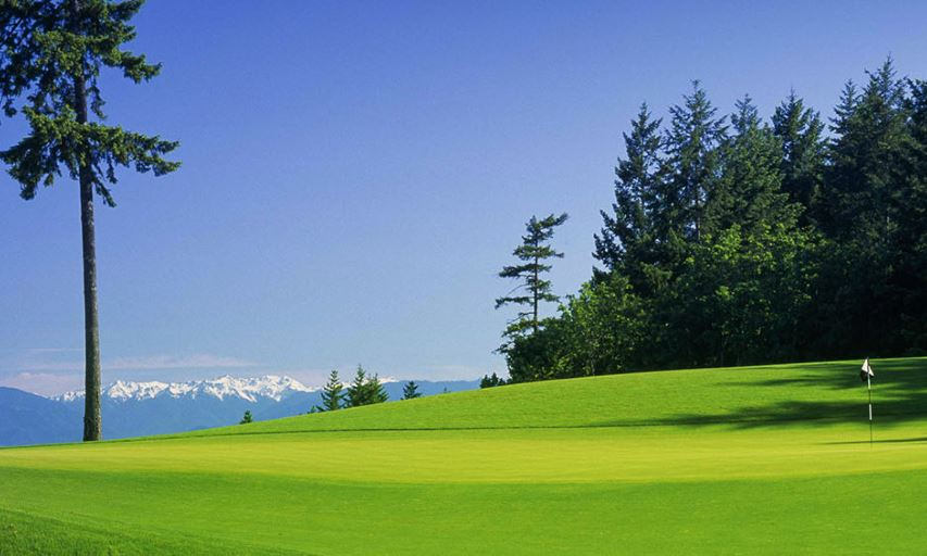 Bear Mountain Golf Resort and Spa