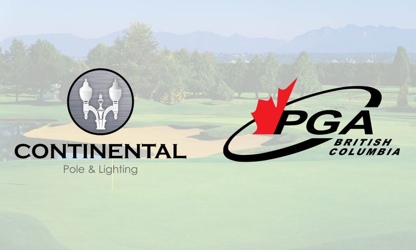 Continental Pole & Lighting and PGA of BC