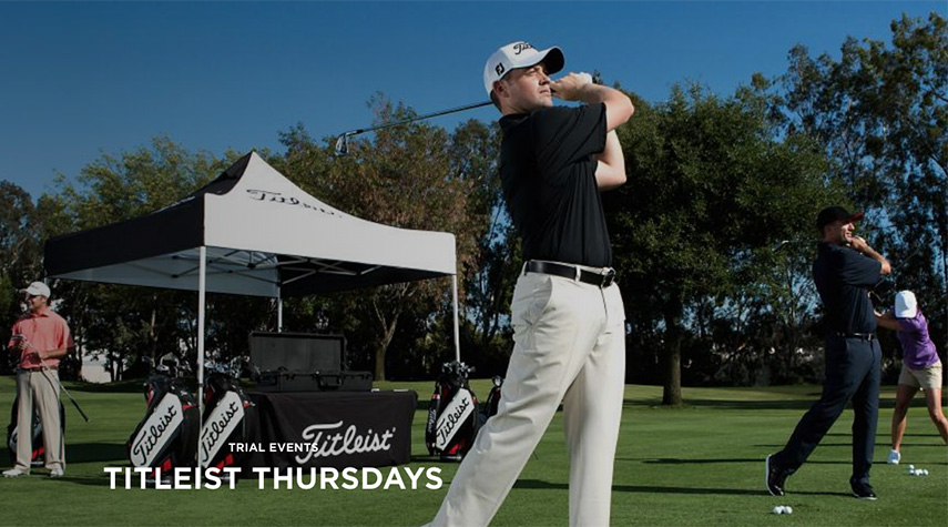 Titleist Thursdays