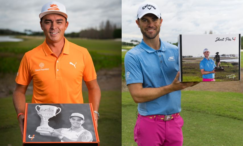 Rickie Fowler and Wesley Bryan Tour Experience Boxes