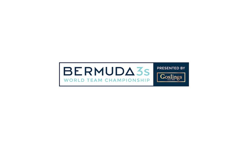 BERMUDA 3s presented by Goslings