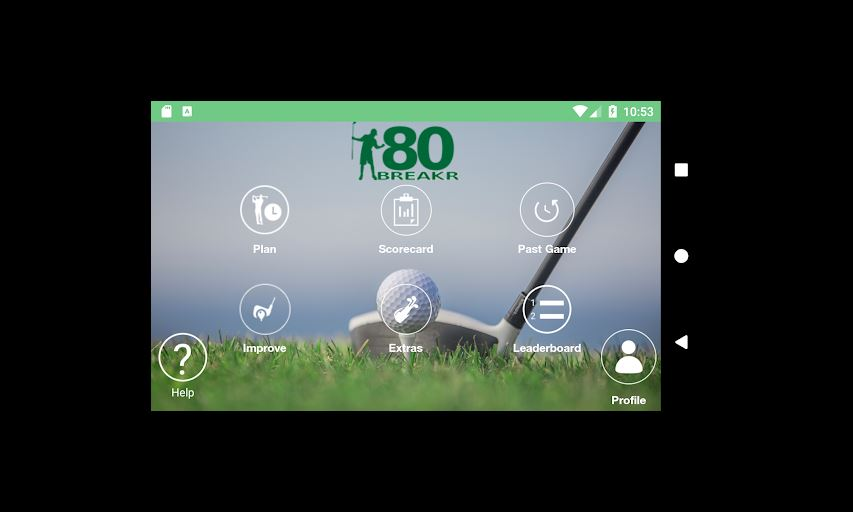 80BREAKR Unveils New App Features Plus Android Version - Inside Golf