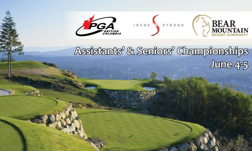 PGA of BC Assistants' & Seniors' Championships