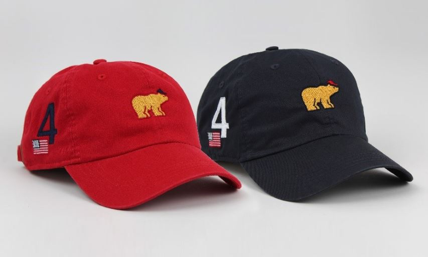 AHEAD Headwear Jack Nicklaus Majors Collection