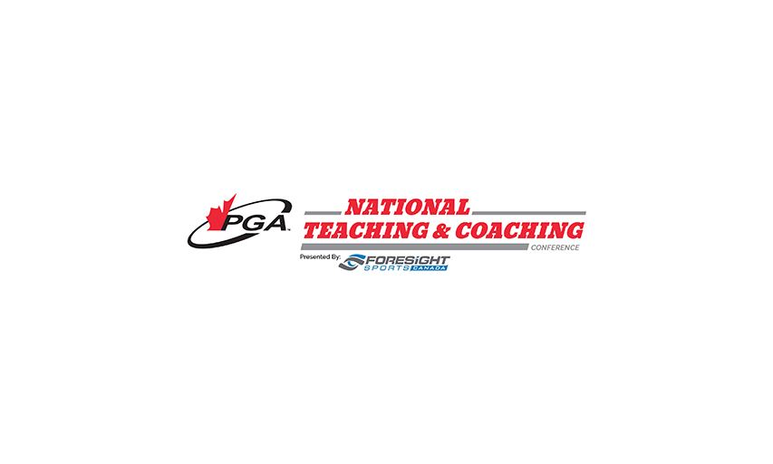 PGA of Canada National Teaching & Coaching Conference
