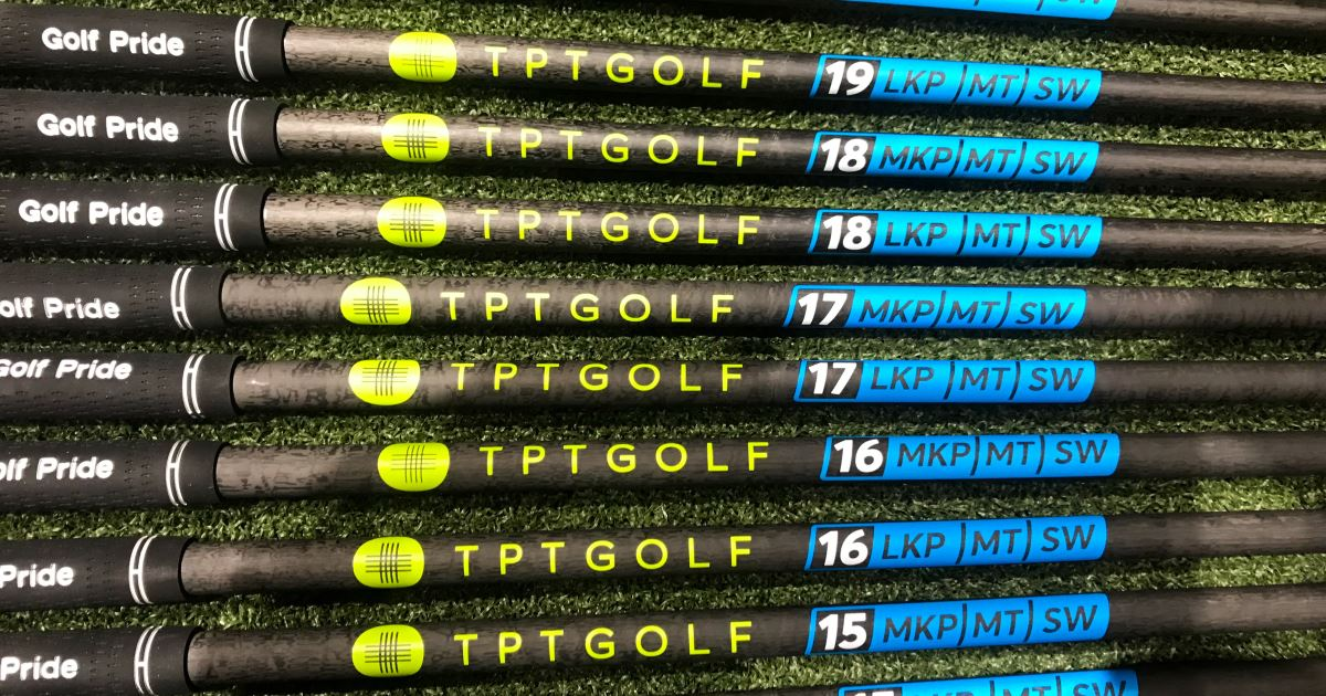 TPT Golf Shafts