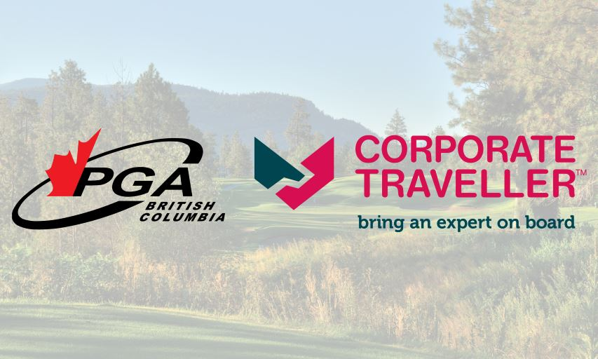 PGA of BC partners with Corporate Traveller