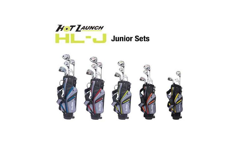 Tour Edge HL-J Junior Sets