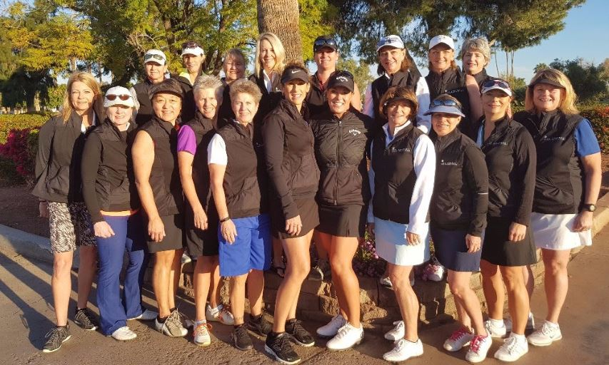 Lisa Longball Winter Golf Schools