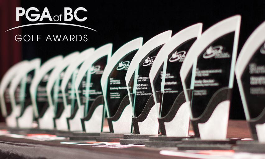 PGA of BC Golf Awards