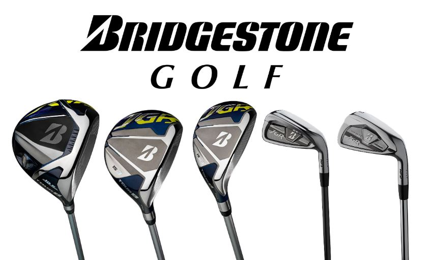 Bridgestone Golf TOUR B JGR Clubs