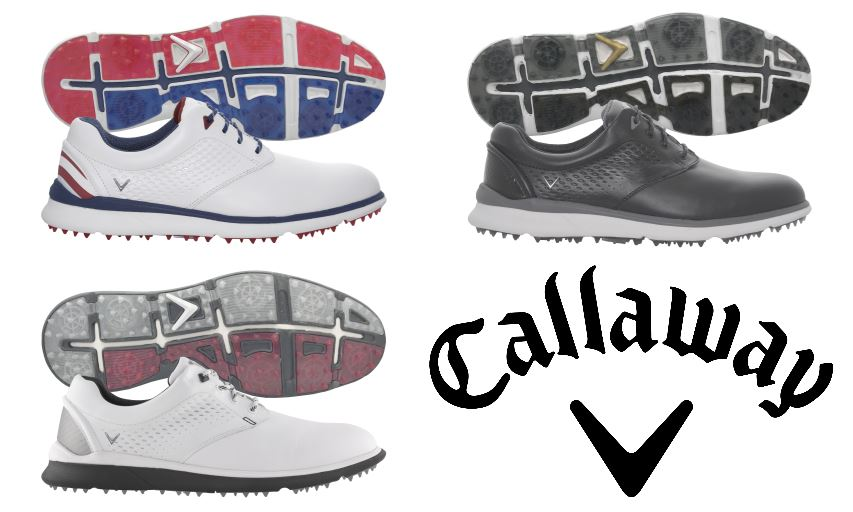 69bda021d8d2 Callaway Footwear Introduces Skyline Golf Shoe. Callaway footwear