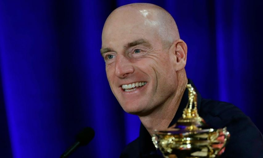 Jim Furyk 2018 Ryder Cup US Team Captain