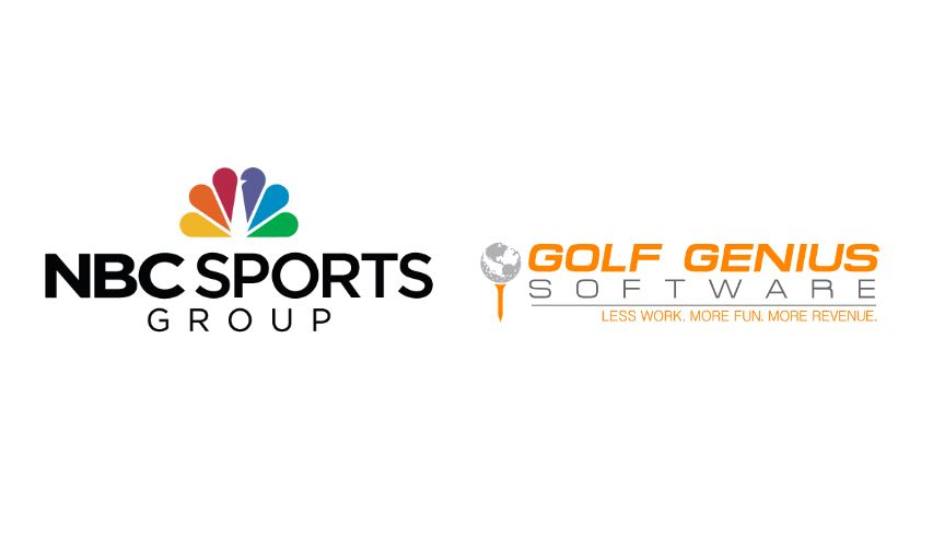 NBC Sports Group and Golf Genius Software partnership