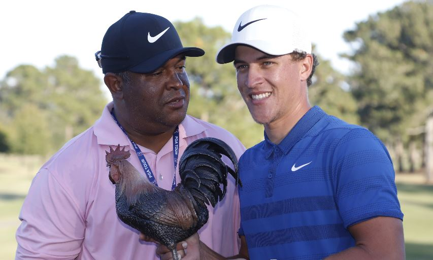 Jeff Champ and Cameron Champ
