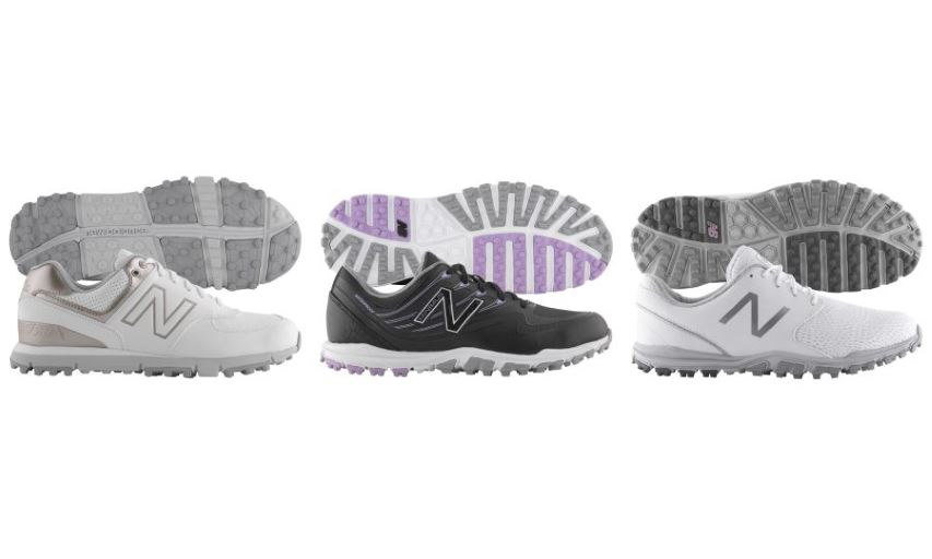 New Balance Golf 2019 Women's Footwear Collection