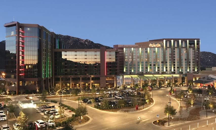 The Pechanga Resort and Casino