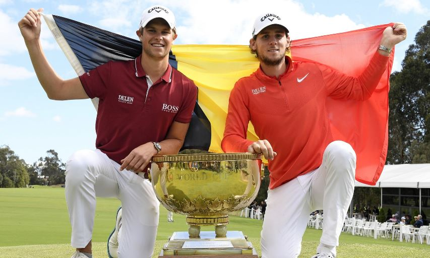 Thomas Detry and Thomas Pieters