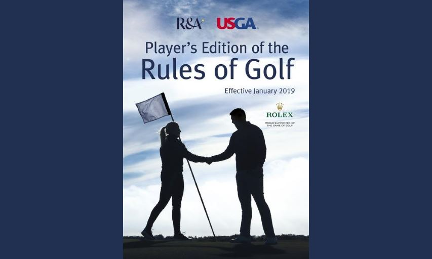 The Player's Edition of the Rules of Golf