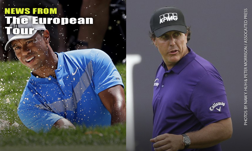 Tiger Woods defends Phil Mickelson
