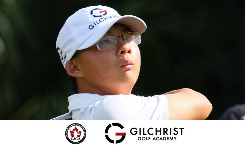 Gary Gilchrist Golf Academy Inks Partnership with CJGA