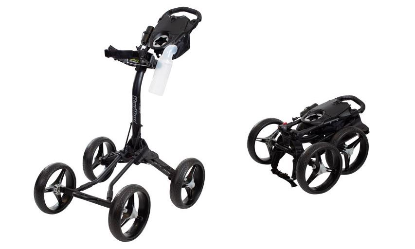 Bag Boy Quad XLR Rental Cart