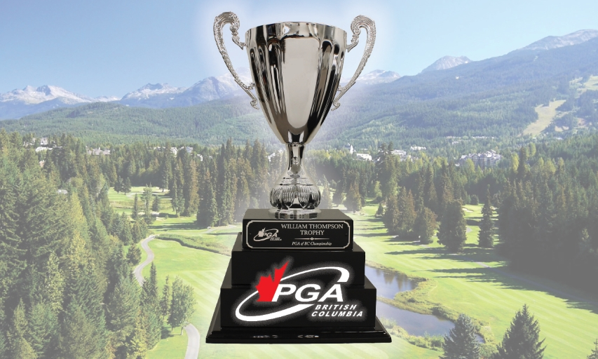 PGA of BC 2019 Championship Schedule