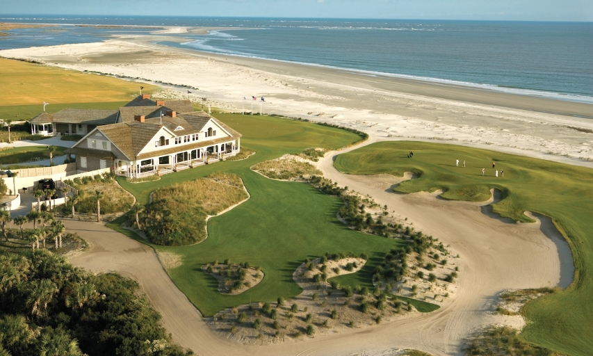 Cougar Point Golf Course at Kiawah Island Golf Resort